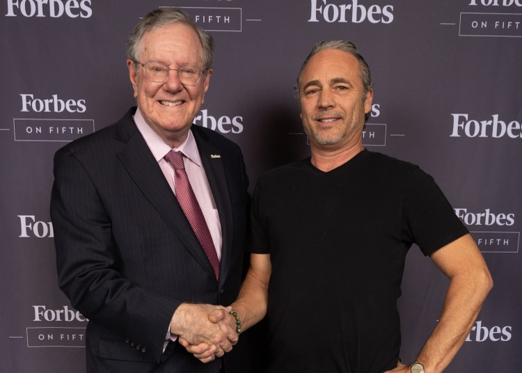 Jack Whatley & Steve Forbes